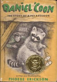 image of Daniel 'Coon; The Story of a Pet Raccoon