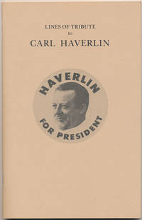 Lines of Tribute to Carl Haverlin