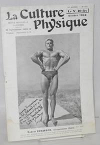 La Culture Physique: revue mensuelle illustrée no. 657 Octobre 1948