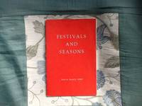 Festivals and Seasons