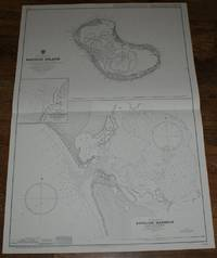 Nautical Chart No. 2971 North Pacific Ocean, Fanning Island and English Harbour