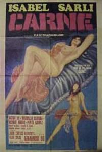 Carne. [Movie poster / Cartel de la película]