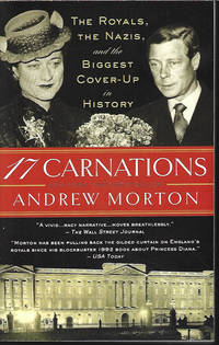 image of 17 CARNATIONS; The Royals, the Nazis, and the Biggest Cover-Up in History
