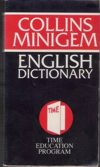 Collins Minigem English Dictionary