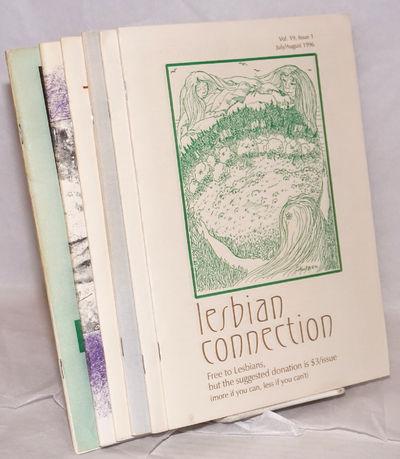 East Lansing: Helen Diner Memorial Women's Center, 1997. Magazine. Six issue complete run of volume ...