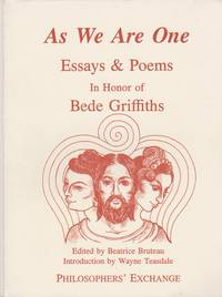 As We are One: Essays & Poems in Honor of Bede Griffiths