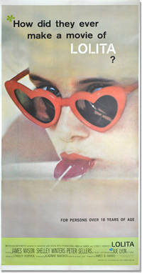Lolita (Original three-sheet film poster) by  Sue Lyon (starring)  Shelley Winters - 1962 - from Royal Books, Inc. (SKU: 121052)
