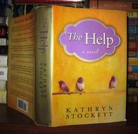 THE HELP by  Kathryn Stockett - First Edition; First Printing - 2009 - from Rare Book Cellar and Biblio.com