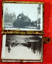 1900 Paris (miniature photo locket)