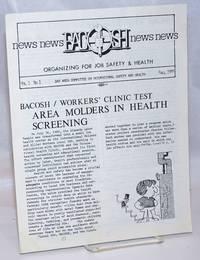 image of BACOSH news. Vol. 1 no. 1 (Fall 1980)