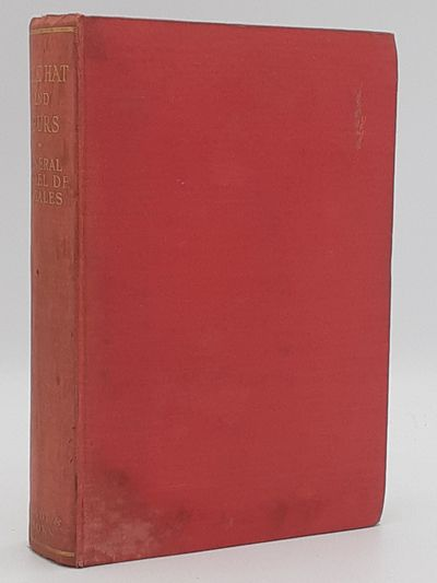 London.: Wright and Brown., no date but 1934. 1st Edition.. Red cloth, gilt spine title.. Good plus,...