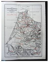 The Local Distribution of the Tribes Inhabiting the Mountains of North-West Morocco.