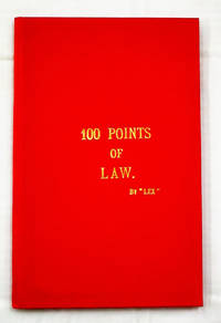 100 Points of Law for South Australian Business Men
