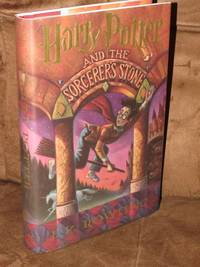 Harry Potter and the Sorcerer's Stone by  J.K Rowling - First Edition - from Bodacious Books (SKU: 4252)