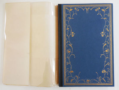 New York: Crosby Gaige, 1928. First edition. Hardcover. Near Fine/very good. 8vo. 41 pp. Limited edi...