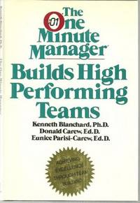 Image for ONE MINUTE MANAGER BUILDS HIGH PERFORMING TEAMS