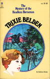 image of TRIXIE BELDEN: THE  MYSTERY OF THE HEADLESS HORSEMAN, #26.