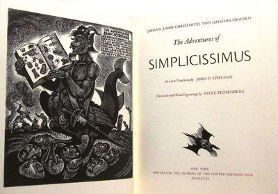 New York: Limited Editions Club, 1981. Hardcover. Fine in a Fine slipcase. Fritz Eichenberg. Folio (...