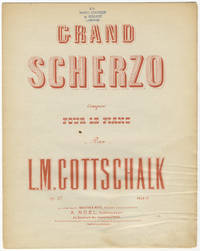 [D-65; Op. 57]. Grand Scherzo ... Prix 9f