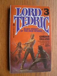 image of Lord Tedric # 3 Black Knight of the Iron Sphere