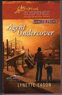 image of Agent Undercover (Love Inspired Large Print Suspense)