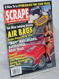 image of Scrape: the lowrider & Euro magazine; vol. 1, #6, February 1998: Air Bags