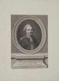 Jean Francois Galaup de la Perouse.  Engraved portrait