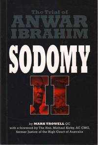 Sodomy II: The Trial of Anwar Ibrahim