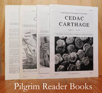Cedac Carthage. Bulletin 1, September 1978, Bulletin 5, June 1983,  Bulletin 8, June 1987, Bulletin 12, June 1991. (4 issues).