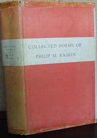 image of Collected Poems of Philip M. Raskin