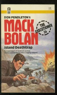 Mack Bolan, The Executioner #56: Island Deathtrap