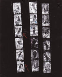 Walk on the Wild Side (Collection of four original contact sheets from the 1962 film)