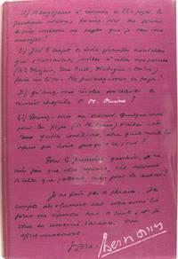 M. Ouine - Histoire d'un roman - Notes et variantes.