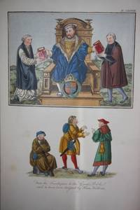 A Complete View of the Dress and Habits of the People of England from the Establishment of the Saxons in Britain to the Present Time:  Illustrated by Engravings Taken from the Most Authentic Remains of Antiquity, To which is Prefixed an Introduction, Containing a General Description of the Ancient Habits in Use Among Mankind, From the Earliest Period of Time to the Conclusion of the Seventh Century. (Two Volumes)