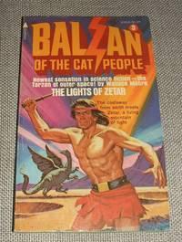 image of LIGHTS OF ZETAR (BALZAN OF THE CAT PEOPLE, NO 3)
