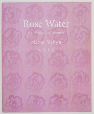 : Wade Wilson Art, 2012. First edition. Softcover. 16 pages. Brief text by Nazar Yahya.Includes seve...