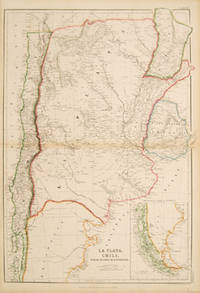 LA PLATA, CHILI, PARAGUAY, URUGUAY & PATAGONIA by  William HUGHES - 1860 - from Peter Harrington (SKU: 54959)