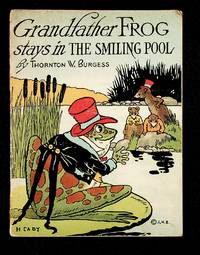 image of GRANDFATHER FROG STAYS IN THE SMILING POOL