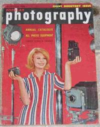 image of Australian Popular Photography. Annual Catalogue of All Photo Equipment. October, 1962. Volume 12, Number 12.