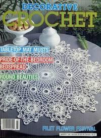 Decorative Crochet March 1991 No 20