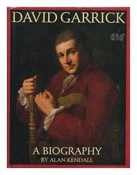 David Garrick: A Biography