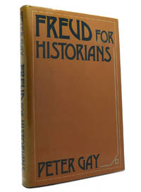 FREUD FOR HISTORIANS