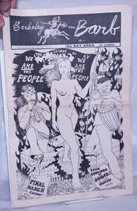 image of Berkeley Barb: vol. 5, #19 [20] (#118) November 17-23, 1967: The Spirit of 67 We Are the People