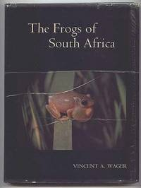 THE FROGS OF SOUTH AFRICA.