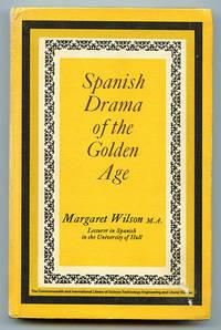 Spanish Drama of the Golden Age