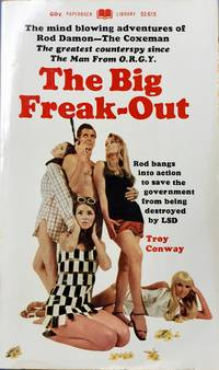 The BIG FREAK-OUT (paperback 1st.)