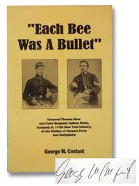 """Each Bee Was a Bullet"""": Corporal Thomas Geer and Color Sergeant Judson Hicks, Company A, 111th New York Infantry, At the Battles of Harpers Ferry and Gettysburg"""