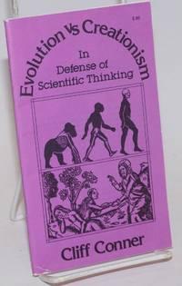 image of Evolution vs Creationism: In defense of scientific thinking