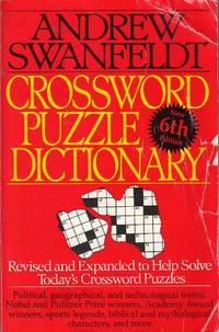 image of Crossword Puzzle Dictionary