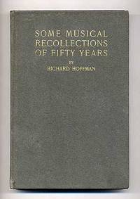 Some Musical Recollections of Fifty Years